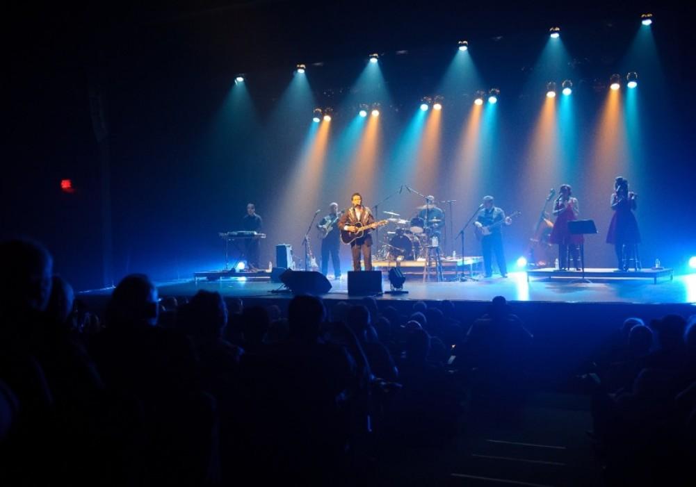 Merci à la Salle de spectacles régionale Desjardins New Richmond