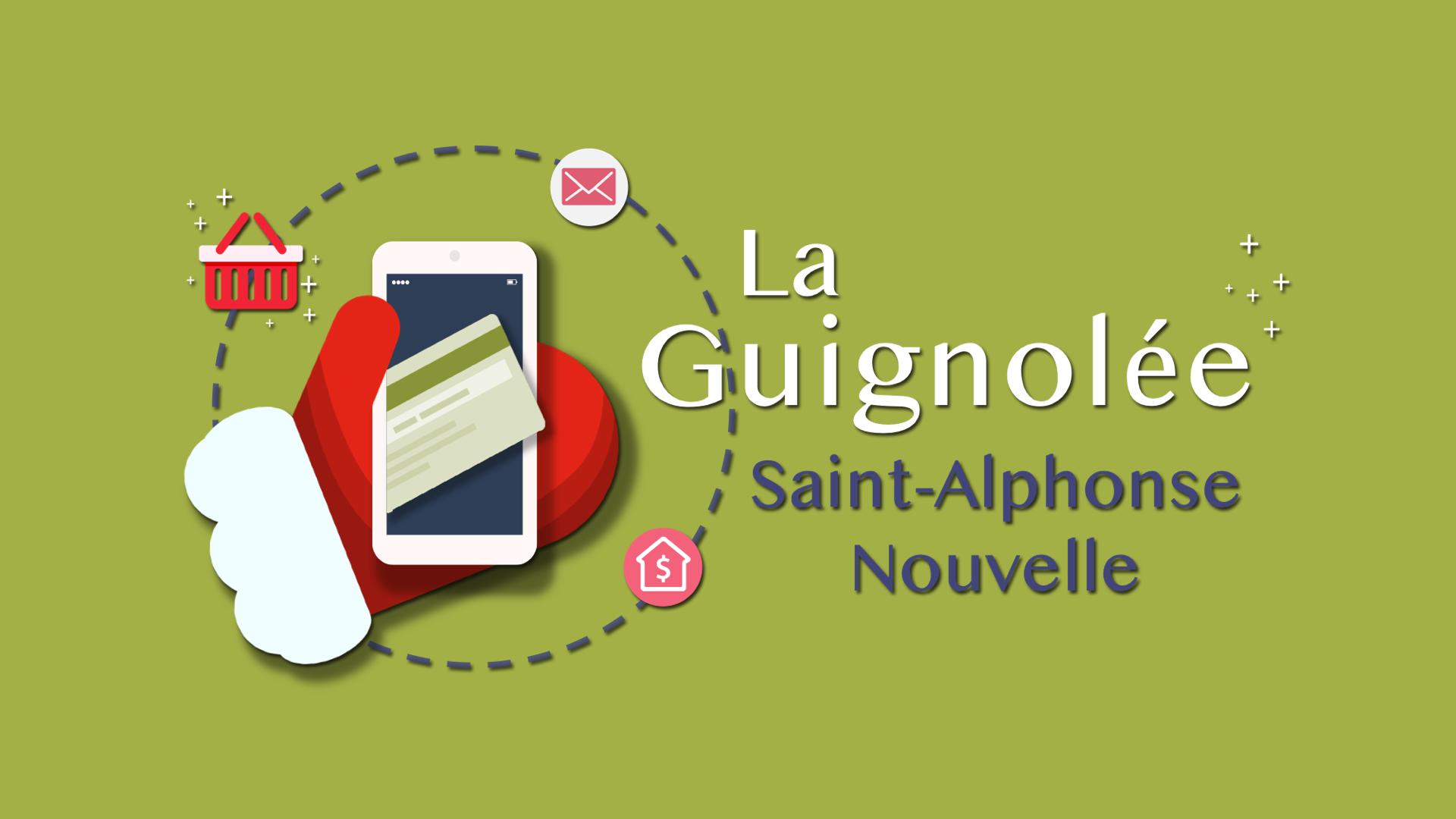 La Guignolée Saint-Alphonse - Nouvelle